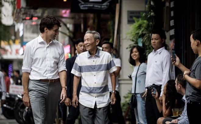 Người uống cafe cùng Thủ tướng Canada ở TP HCM: Ông ấy uống cafe rất ít, trà đá nhiều hơn - Ảnh 1.