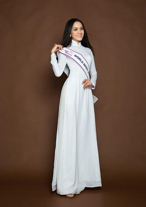 Cô bạn sinh năm 1996 đại diện Việt Nam tham dự Hoa khôi các trường ĐH Thế giới 2017 - Ảnh 2.