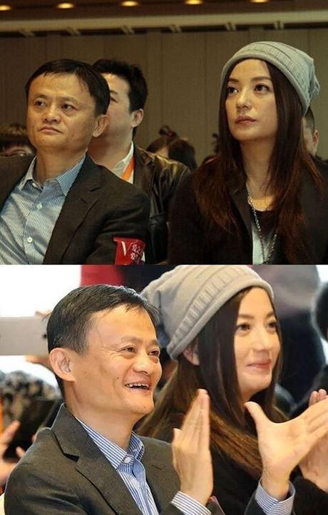 Dù là đối tác quan trọng, Triệu Vy vẫn bị Jack Ma thất sủng trong danh sách top 3 nữ diễn viên yêu thích - Ảnh 1.
