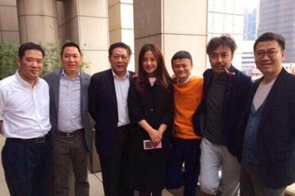 Dù là đối tác quan trọng, Triệu Vy vẫn bị Jack Ma thất sủng trong danh sách top 3 nữ diễn viên yêu thích - Ảnh 5.