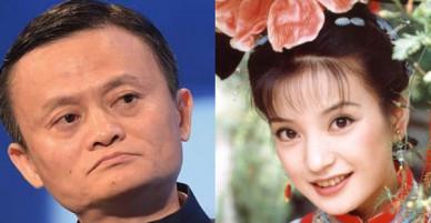 Dù là đối tác quan trọng, Triệu Vy vẫn bị Jack Ma thất sủng trong danh sách top 3 nữ diễn viên yêu thích