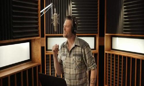 Ca khúc 'Friends' của Blake Shelton trong phim 'The Angry Birds'