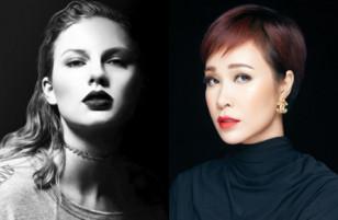 Uyên Linh dùng lời khiễm nhã, xúc phạm đến Taylor Swift khiến triệu fan trong và ngoài nước phẫn nộ