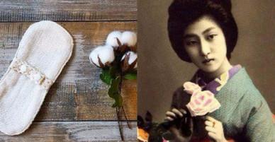 Trước khi có băng vệ sinh, phụ nữ ngày xưa đối phó với ngày đèn đỏ như thế nào?