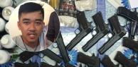 Ông trùm 9x buôn vũ khí trên mạng, mang vali hàng nóng giao dịch ngay giữa Sài Gòn