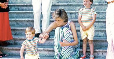 Có lần Hoàng tử Harry bệnh nặng phải nhập viện, hành động của Công nương Diana đã khiến nhiều người bất ngờ