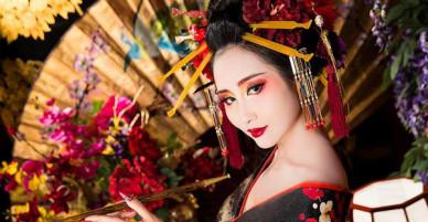 400 năm trước, những cô gái bán phấn buôn hương ở Nhật Bản đã có thu nhập khủng: 9 tỷ/năm