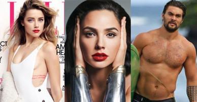 Dàn sao phim bom tấn Justice League: Toàn những mỹ nam cơ bắp và giai nhân đẹp xuất sắc
