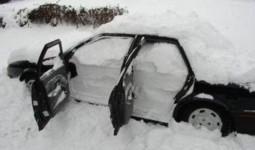 Những bức ảnh mùa đông nhìn là thấy buốt giá