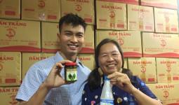 Hồ tiêu ngâm chỉ là món ăn bình dân của người Việt nhưng nó lại giúp chàng trai trẻ kêu gọi nhà đầu tư tiền tỷ