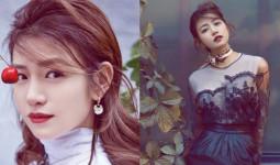 Khó lòng nhận ra đây là Tiểu Long Nữ đùi gà Trần Nghiên Hy trong bộ ảnh mới