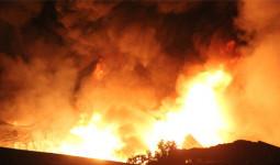 Bé trai 4 tuổi chết cháy trong căn nhà khoá cửa