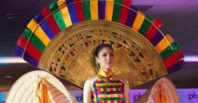 Việt Nam được chọn nằm trong Top 5 bộ trang phục truyền thống đẹp nhất tại Miss Universe 2017