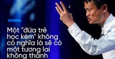 3 triết lý vàng của tỷ phú tài ba Jack Ma mà bố mẹ có thể áp dụng để dạy con