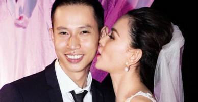 Tình yêu 16 năm của Thu Thủy và chồng đại gia trước ly hôn