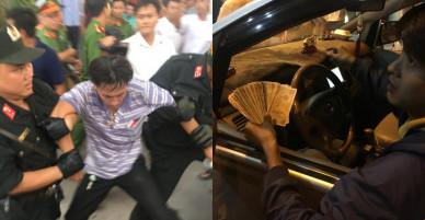 Hai tài xế bị áp giải vì phản ứng trạm Cai Lậy đã được về nhà
