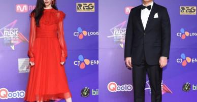 Song Joong Ki một mình dự MAMA mà không có Song Hye Kyo đồng hành