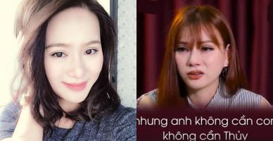 Vợ cũ MC Thành Trung đồng cảm với Thu Thủy, trách đàn ông bạc bẽo