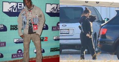 Kylie Jenner tung ảnh nude khoe thân hình gợi cảm thời chưa bụng mang dạ chửa