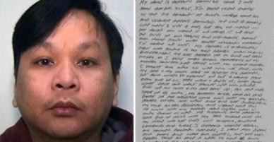 Bức thư vạch trần tội ác của nam y tá đầu độc 19 bệnh nhân