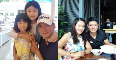 """Bà xã Bình Minh: """"Gia đình chúng tôi vẫn bình thường"""""""