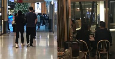 """""""Cô nàng ngổ ngáo"""" Jeon Ji Hyun vác bụng bầu vượt mặt tới Hong Kong cùng chồng"""
