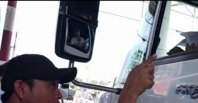 Công an huyện Cai Lậy vào cuộc vụ người lạ đe dọa tài xế
