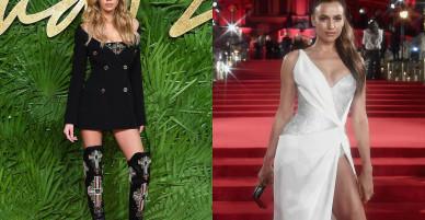 Bồ cũ của Justin và dàn siêu mẫu khoe dáng quá bốc lửa trên thảm đỏ, khiến Selena cũng trở nên mờ nhạt