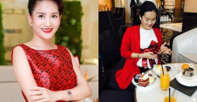 """Chân dung vợ đại gia hơn tuổi của Bình Minh: Ngoài xã hội là """"người đàn bà thép"""", về nhà là lạt mềm buộc chặt"""