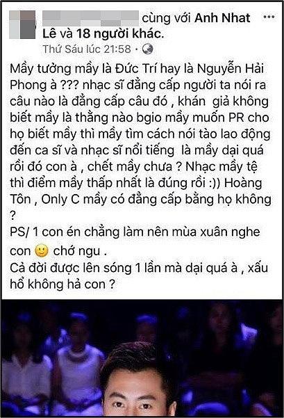Phản ứng bất ngờ của nhạc sĩ Dương Cầm khi bị mẹ Miu Lê công khai vỗ mặt