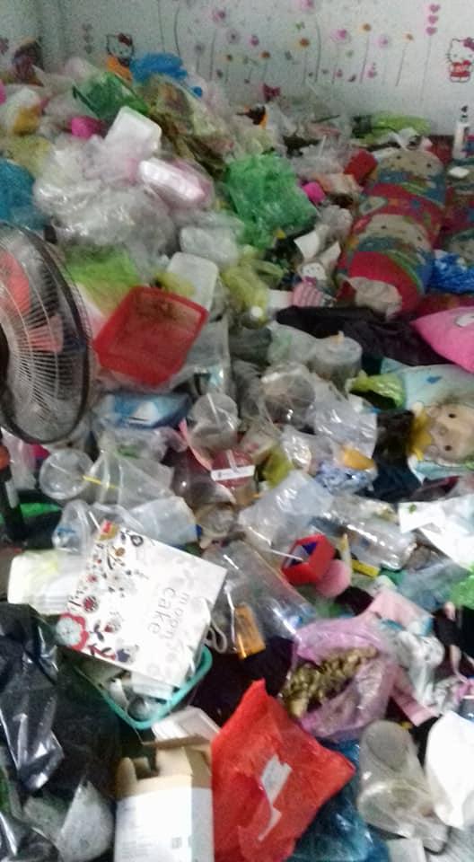 cần thơ, ổ rác, kinh khủng, nhà trọ, thuê phòng, xả rác kinh khủng, chủ nhà trọ bức xúc, quỵt tiền, xù tiền thuê, tin8