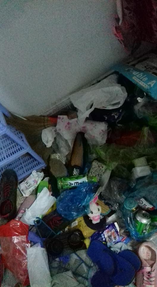 cần thơ, ô rác, kinh khủng, nhà trọ, thuê phòng, xả rác kinh khủng, chủ nhà trọ bức xúc, quỵt tiền, xù tiền thuê, tin8