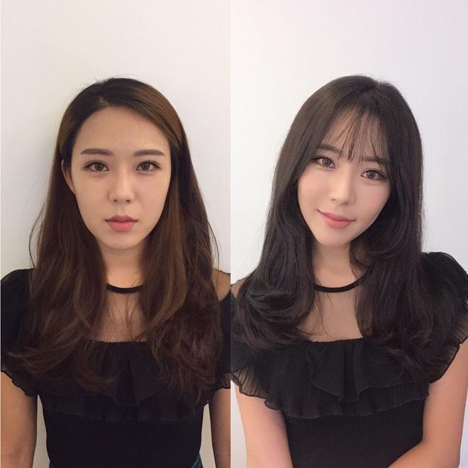 10 tấm ảnh minh chứng: Con gái chọn được kiểu tóc phù hợp là xinh lên gấp bội phần ảnh 4