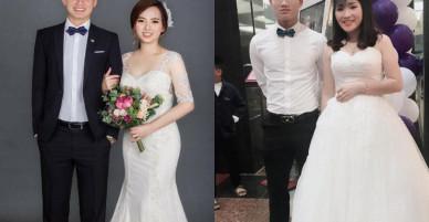 Cầu thủ V-League ồ ạt cưới vợ sau khi mùa giải kết thúc