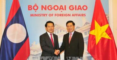 Tham vấn thường niên cấp Bộ trưởng Ngoại giao Việt Nam - Lào lần thứ 4