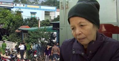 Vụ cháu bé 20 ngày tuổi bị sát hại: Khởi tố bà nội