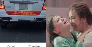 """Web-drama được cho là lấy ý tưởng từ việc bị Hà Hồ chèn ép kết thúc trong êm đẹp, Minh Hằng mỉa mai: """"Xin cười nhẹ một cái""""?"""