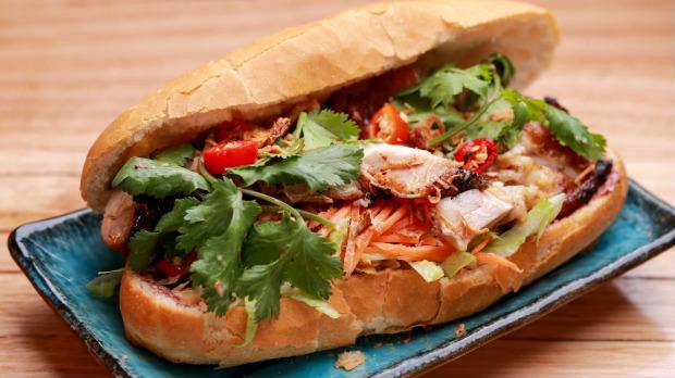 Bánh mì Việt Nam lọt top 10 món sandwich ngon nhất trên Thế giới ảnh 1