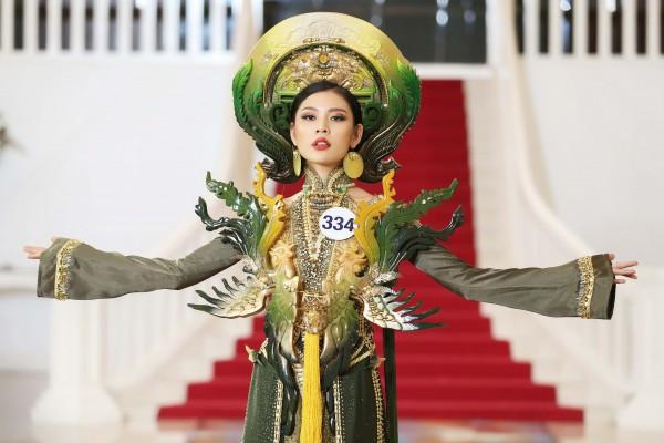 Chúng Huyền Thanh và cái kết 'không có hậu' ở HHHV Việt Nam 2017