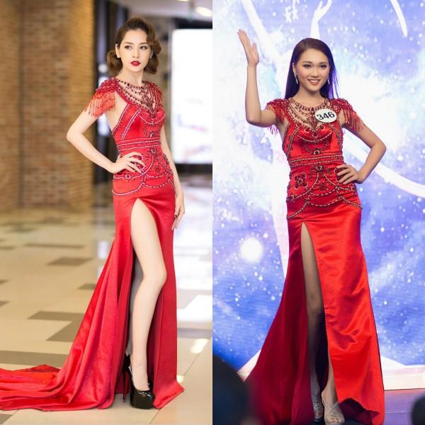 Không phải hoa hậu, á hậu Việt, bà xã Trấn Thành mới là 'thánh đụng hàng' trong Vbiz