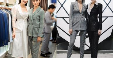 Cùng diện đồ hot trend, Chi Pu được khen nức nở, Miu Lê bị chê thảm họa thời trang.