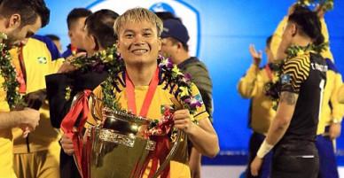 'C. Ronaldo xứ Nghệ' Phi Sơn chia tay SLNA