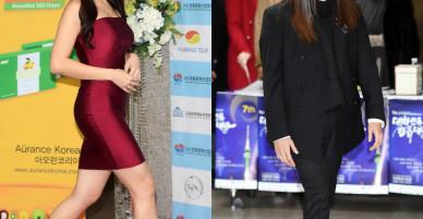 Kim So Hyun tăng cân vẫn xinh, Á hậu Hàn và ca sĩ sexy vô danh gây sốc vì trang điểm lố trên thảm đỏ