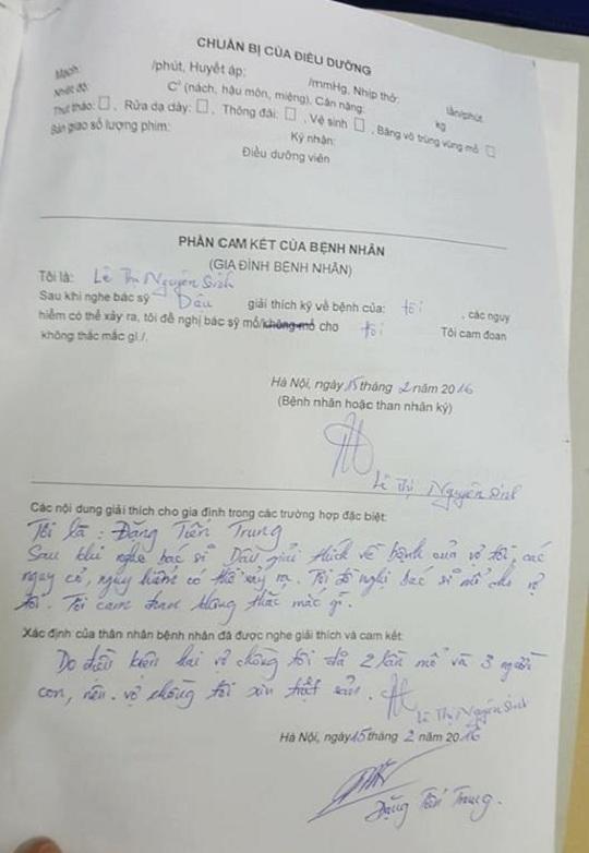 Làm rõ vụ bác sĩ BV Bạch Mai đã triệt sản nhưng bệnh nhân vẫn có thai
