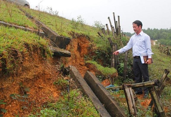 Quảng Trị: Muốn chỉ định thầu để sửa đập nước khẩn cấp