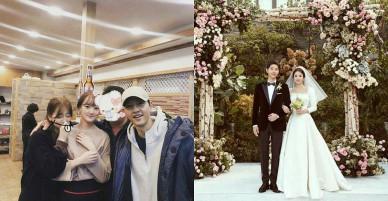 Song Joong Ki đưa bà xã Song Hye Kyo về quê sau hơn 1 tháng kết hôn?