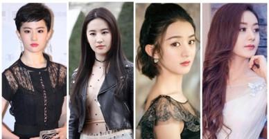 Tóc ngắn và tóc dài, mỹ nhân Hoa ngữ hợp với kiểu nào hơn?