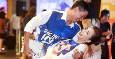 Bình Minh trêu đùa chị gái Mai Thu Huyền giữa scandal ngoại tình