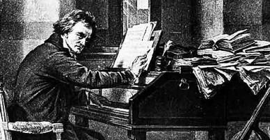 Vén màn căn bệnh khó nói của thiên tài âm nhạc Beethoven