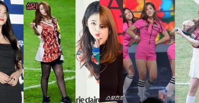 9 nữ thần tượng Hàn từng bị 'ghẻ lạnh' vì béo bỗng vụt sáng sau khi giảm cân